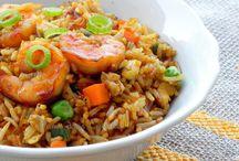 Riz quinoa