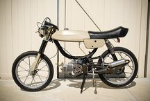 Mopeds Mo'problems / Custom mopeds and other fancy things. / by Speed Metal