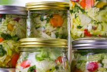 Fermented recipes