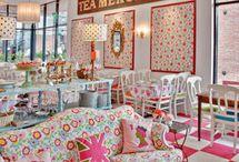 Tearoom ideas