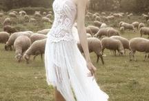 Korte brudekjoler