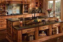Where the magic happens!! / Kitchens