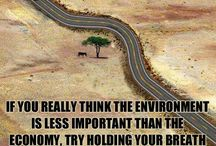 Environmentally Friendly / Suggestions, ideas and motivation to be better stewards of Mother Earth.