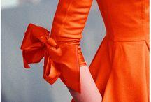 orange  / il mio colore