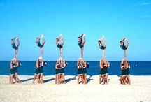 Cheerleading  / by Stacey Weikel