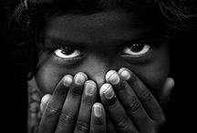Eyes / windows of the soul