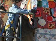 street art textiles