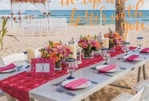 Riu Wedding Set Up