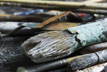 Instrumentos e Acessorios para Pintura