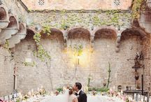 European Wedding Destinations / Venue inspiration for France, Italy, Spain & Portugal.