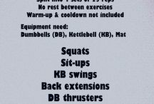 GloFitness Personal & Group Training / Fitness challenges and workouts