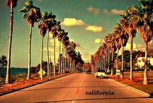 California dreamin / by Joy McKay