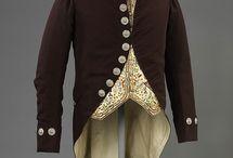 1810〜1820年代メンズファッション1