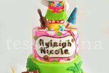 Zayna birthday / Hello kitty party