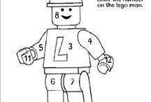 Lego math k and 2