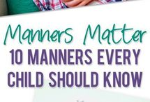 manners with children