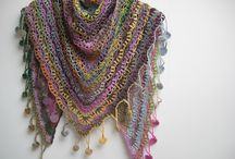 Crochet Shawls and Scarves
