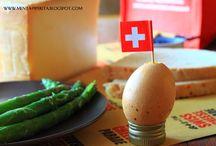 Contest Swiss Cheese Parade / La Swiss Cheese Parade è giunta al termine.. ecco le foto più belle e le preparazioni più originali del contest promosso dal consorzio dei formaggi svizzeri!