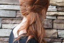 Penteados/cabelo