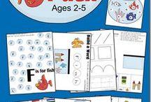 fish kindergarten