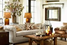 Upstairs Living Room / by Alicia Morris