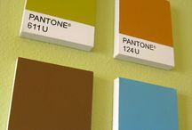 Pantone Universe / by Erin Pillmann