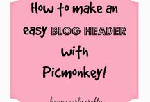 Blogs.....How to
