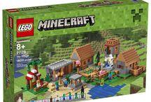 sets lego minecraft
