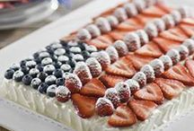 Fourth of July / Recipes for a delicious Fourth of July celebration