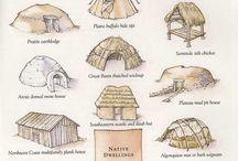 natives habitations