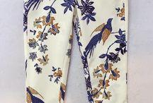 Pantalones Sinforey. / by La Boutique de Sinforey