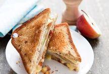 croque monsieur, tartines et sandwich