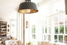 Lighting. / Farmhouse and Vintage Inspired Lighting for any home.