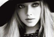 Female models with longhair