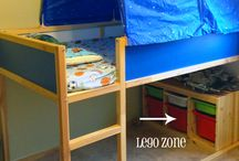 Kids Rooms / by Jessica R