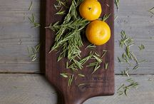 Cutting Boards and other Kitchen Things