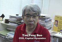 Talk Back Thursday by Tan Teng Boo / Expect more interesting video clips of the CEO of Capital Dynamics every Thursday as he answers the most curious questions his followers want to know.  Subscribe to our youtube channel-CAPITAL DYNAMICS, and leave us a comment of some questions you want Tan Teng Boo to answer.