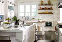Kitchens / by Abbie Russo