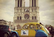 2CV tours in Paris / Discover Paris in a fun and unique way by 2CV car!   Contact :  Website : http://2cvparistour.com Ph