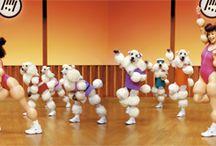 ダンス授業
