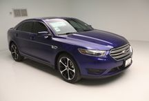 Ford Taurus / Check out the selection of Taurus's at Vernon Auto Group, the most innovative dealership in the nation. Find out more about or no haggle pricing!