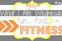 My Weekly Eats / A snapshot of my diet each week