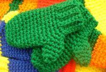 Crochet: Baby Neutral Clothes / by Patti Stuart