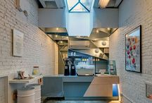 Small space eatout