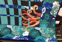 Ocean quilts / by Deby at So Sew Easy