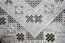 Hardanger embroidery. / by Helen Howard