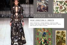 Wondrous Nature / Print Trend F/W 2017-18