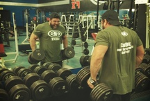 Bodybuilding Gym Pics / Photos taken in the gym.