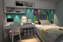 Quarto  decor
