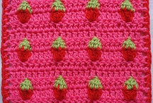 crochet stitches / by Kimmy Burger